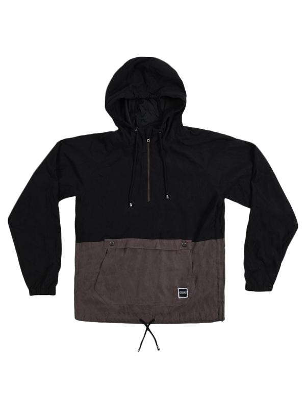 Ezekiel Bunda Terminal Blk/mud - L černá