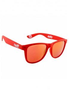 NEFF sluneční brýle DAILY RED RUBBER