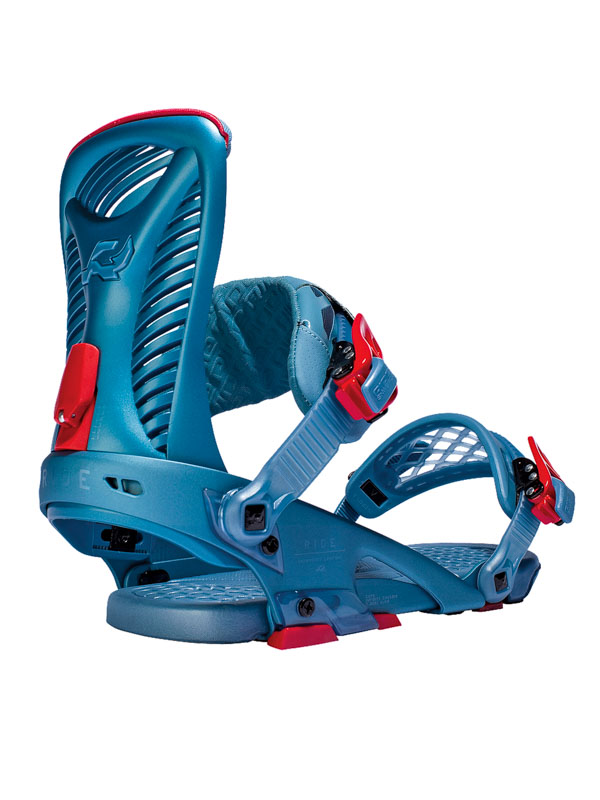 Ride Vázání Capo Slate Blue - L modrá