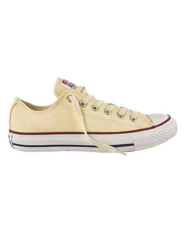 Converse Boty Taylor All Star White - 8,5us žlutá