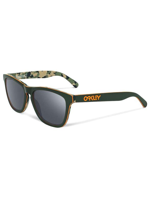 Oakley Sluneční Brýle Koston Frogskins Lx Mattecam zelená