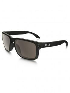 OAKLEY sluneční brýle HOLBROOK Matte Black/Warm Gr