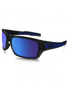 OAKLEY sluneční brýle TURBINE Black Ink w/ Sapphir