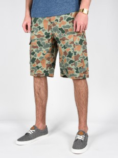ELEMENT kraťasy LEGION CARGO JUNGLE CAMO