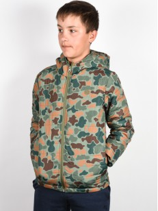 ELEMENT bunda ALDER PUFF JUNGLE CAMO