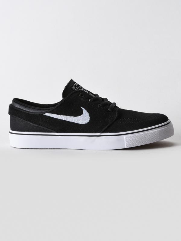 Nike Sb Boty Stefan Janoski (gs) Black/white-gum B černá