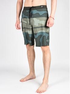 RVCA koupací šortky MAKUA FOREST