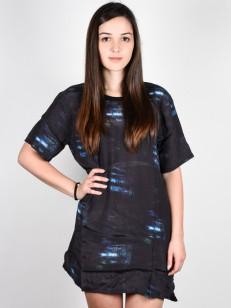RVCA šaty SYLVE BLACK