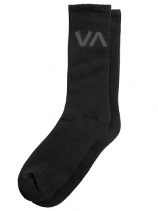 RVCA ponožky VA SPORT WHITE