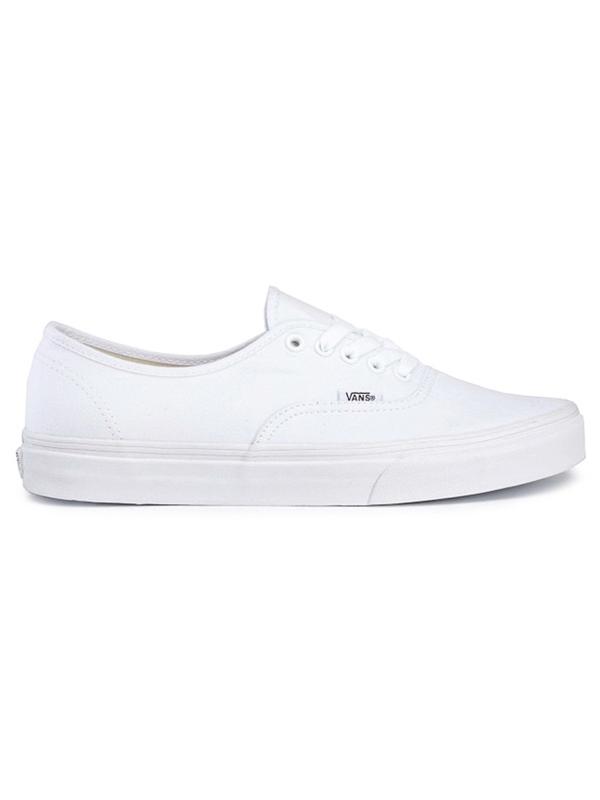 Vans Boty Authentic True White - 9us bílá