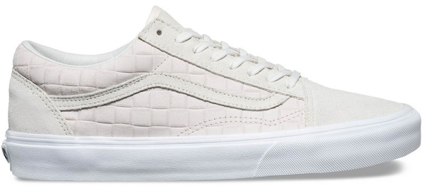 Vans Boty Old Skool Suede Checkers - 6usw