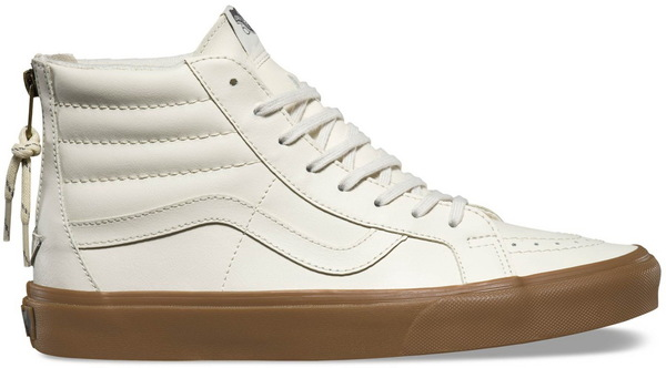 Vans Boty Sk8-hi Reissue Zip (hiking) White - 6usw