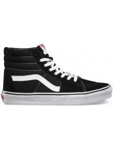 VANS boty SK8-HI Black/Black/White