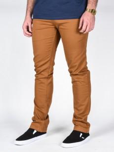 DC kalhoty WRK SLM CHNO 32 DC WHEAT