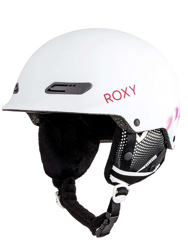 Roxy Helma Power Powder Bgd6 - 60 bílá