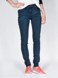 RVCA kalhoty DAYLEY INDIGO WORN