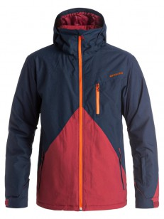 QUIKSILVER bunda MISSION COLOR BYJ0