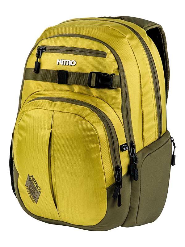 Nitro Batoh Chase Golden Mud žlutá