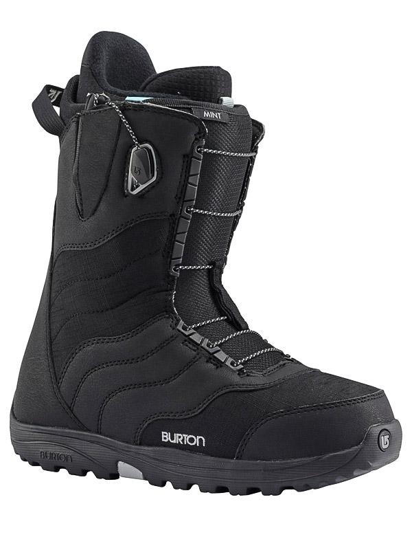 Burton Boty Mint Black - 6usw černá
