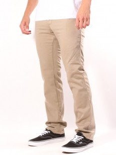 VANS kalhoty GR CHINO II Military Khaki