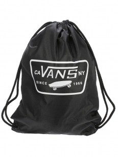 VANS batoh LEAGUE BENCH BLACK-WHITE