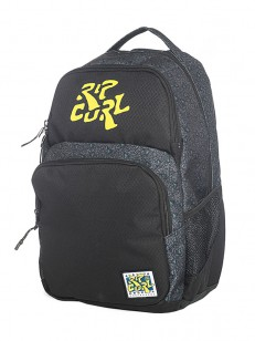 RIP CURL batoh 100% SURF DOUBLE UP Black