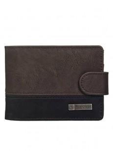 RIP CURL peněženka CLIP BROWN