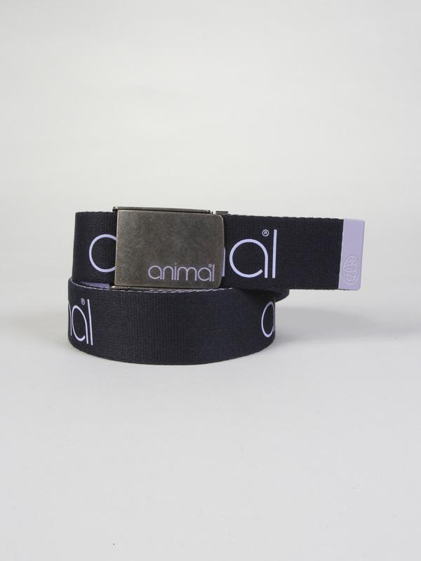 Animal Pásek Alabama Ink Blue černá