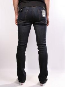 ETNIES kalhoty E2 STRAIGHT INDIGO RAW