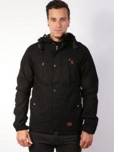 BILLABONG bunda POLE JAM BLACK