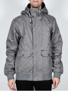BILLABONG bunda RAINY DAY GREY HEATHER