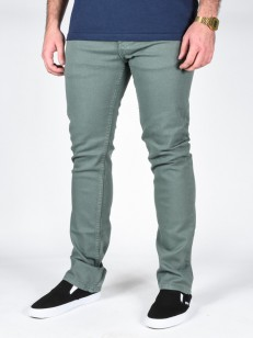 BILLABONG kalhoty SLIM OUTSIDER COLOR FOREST