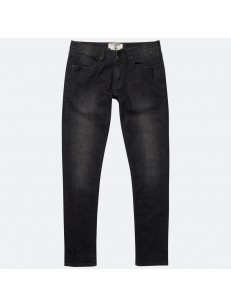 BILLABONG kalhoty SLIM TAPERED SHIFTER WORN BLACK