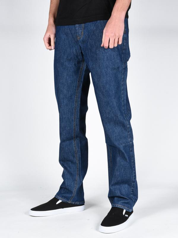 Funstorm Kalhoty Spaz Indigo - L modrá