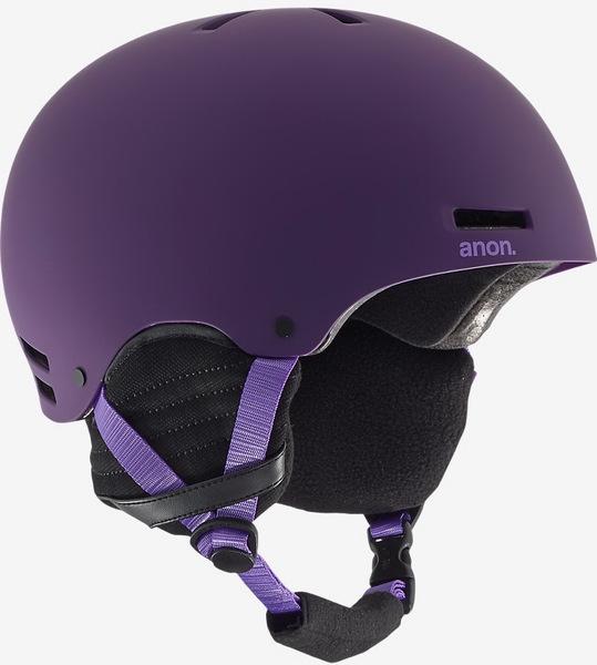 Anon Helma Greta Imperial Purple Eu - L