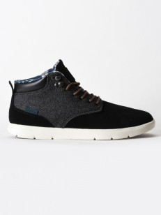 EMERICA boty WINO CRUISER HLT BLACK/WHITE/YELLOW