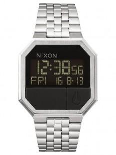 NIXON hodinky RE-RUN BLACK