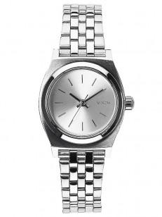 NIXON hodinky SMALL TIME TELLER ALLSILVER