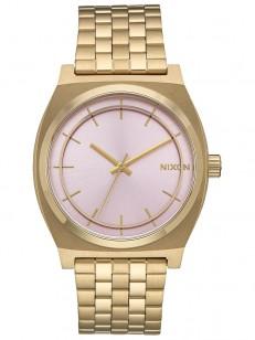 NIXON hodinky TIME TELLER LIGHTGOLDPINK