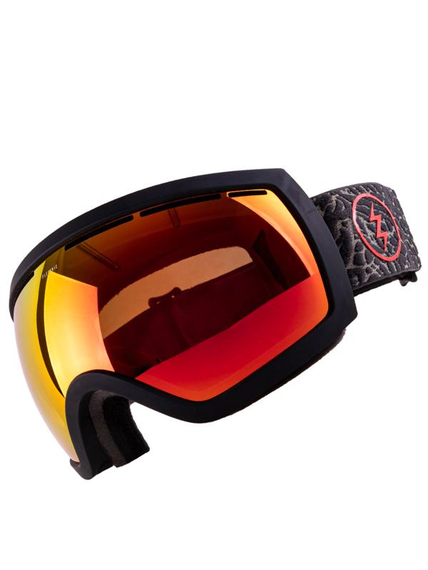 Electric Brýle Eg2 Elephant Brose/red Chrome