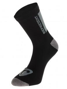 REPRESENT ponožky SIMPLY LOGO BLACK
