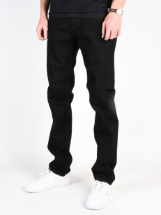 ELEMENT kalhoty E03 BLACK RINSE