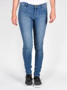 ELEMENT kalhoty STICKER INDIGO VINTAGE