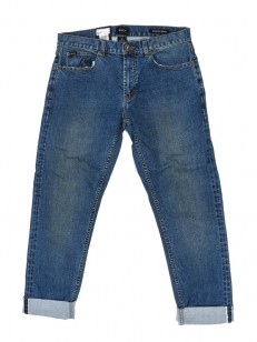 RVCA kalhoty DAGGERS AGED INDIGO