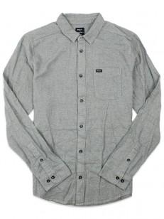 RVCA košile CURREN GREYSKULL
