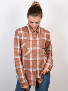 RVCA košile JIG FLAX