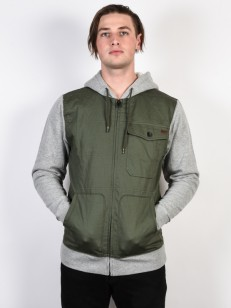 BILLABONG bunda BARLOW HYBRID MILITARY