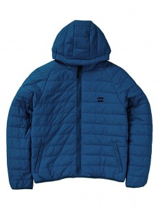 BILLABONG bunda ALL DAY PUFFER DEEP BLUE