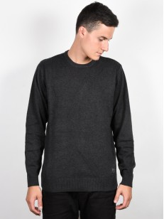 BILLABONG svetr ALL DAY BLACK HEATHER