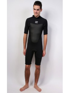 BILLABONG plavky ABSO. COMP 2MM BLACK